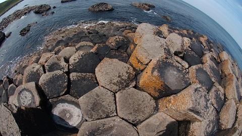 용암이 만든 절경....유네스코 세계유산 '자이언트 코스웨이'은 어떻게 생겨났나?