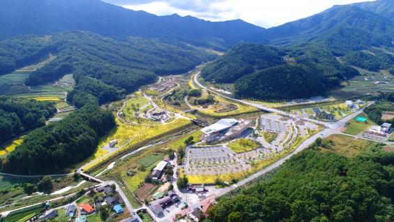 아시아 최대 수목원 '국립백두대간수목원' 3일 개원