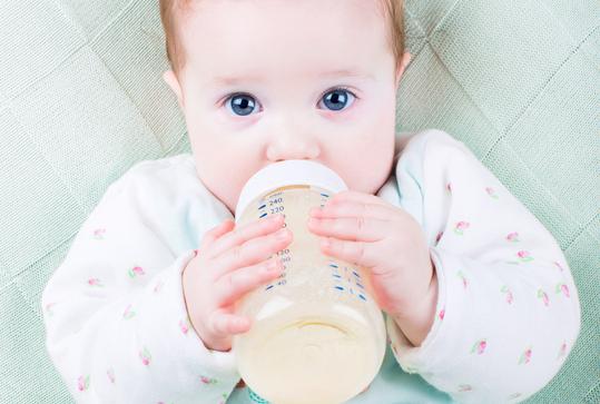 영유아 시절 고단백 섭취가 훗날 과체중 만들어
