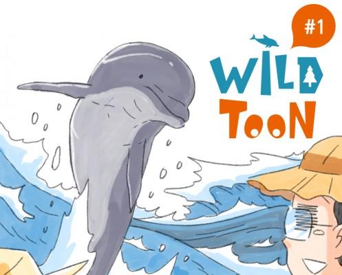 [지구를 위한 과학] WildToon #1 돌고래 추적자들