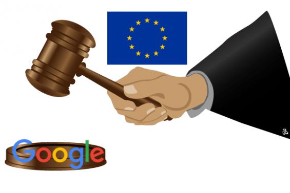 EU가 구글을 압박하는 세 가지 이슈