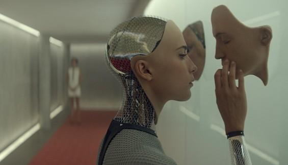 [全기자의 영화 속 로봇] 완벽한 '안드로이드'에 대한 고민… '엑스마키나'