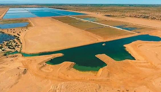 여름철 풍족한 물 지하수로 만들어 보관… 싱크홀-가뭄 막는다