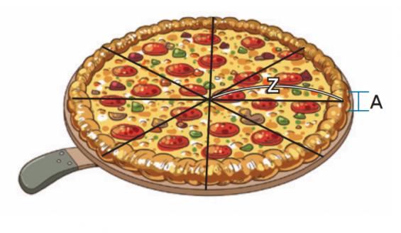 [별난 이름] 피자를 공평하게 나눠보자! '피자 정리'