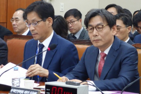 """[2018국감]의원들 """"원안위 안일한 보고로 李총리 거짓말하게 만들어"""""""