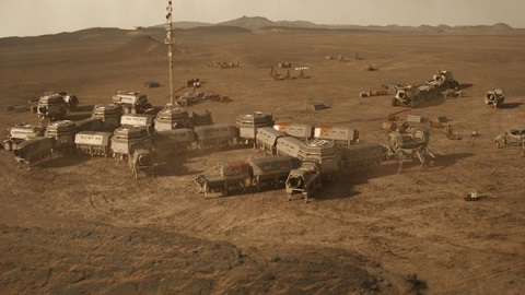 할리우드 감독이 말하는 인류의 첫 화성식민지