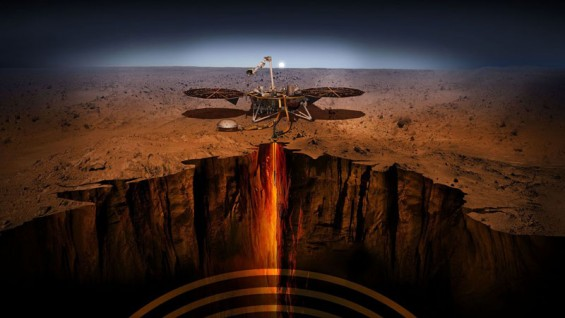 화성 착륙 임박한 탐사선 인사이트 '공포의 7분'을 극복하라