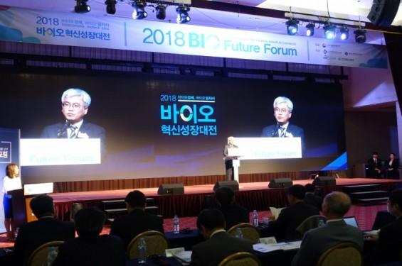 """""""글로벌 바이오시장 年18%씩 성장… 한국, 더 뛰어야"""""""