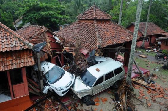 인도네시아 쓰나미