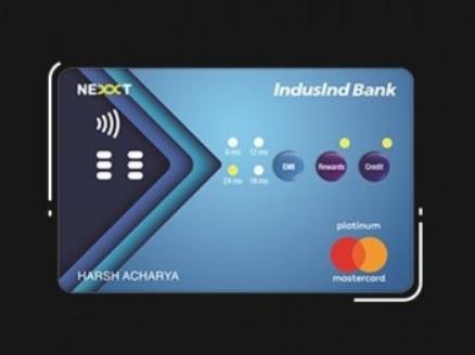 [2019 CES]일시불·할부·포인트 버튼 달린 신용카드 나온다