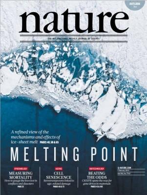 [표지로 읽는 과학] 남극 빙하가 녹으면 해수면이 정말 상승할까