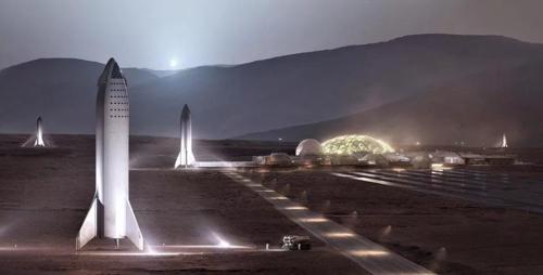 머스크가 밝힌 화성여행 비용…