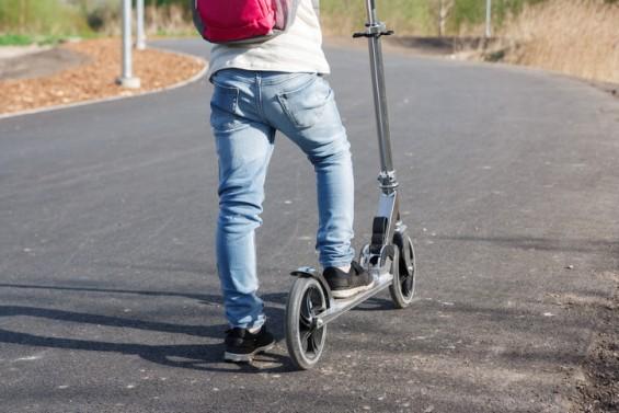 전동킥보드 시속 25km로 자전거 도로 주행 허용