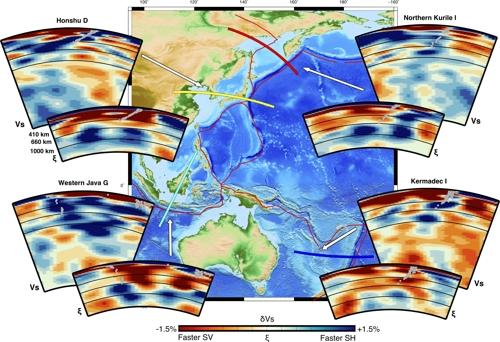 하부맨틀 활발한 움직임 발견…지구 빠른 냉각속도 증명