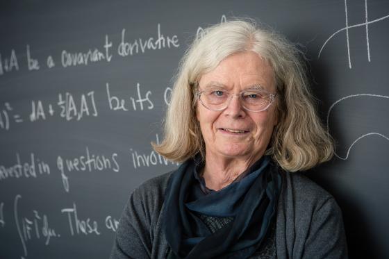 '수학 노벨상' 아벨상 첫 여성 수상자에 '수학계 여성 롤모델' 울렌베커 교수