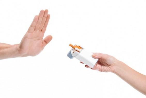 담배 끊으려면 식물의 좋은 향기 자주 맡아라