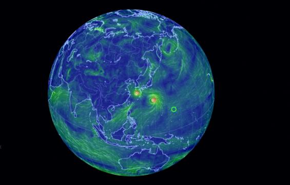 1990년대 후반~2013년 북서태평양 태풍 20% 줄었다