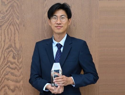 '이달의 KIST인'에 조영욱 선임연구원