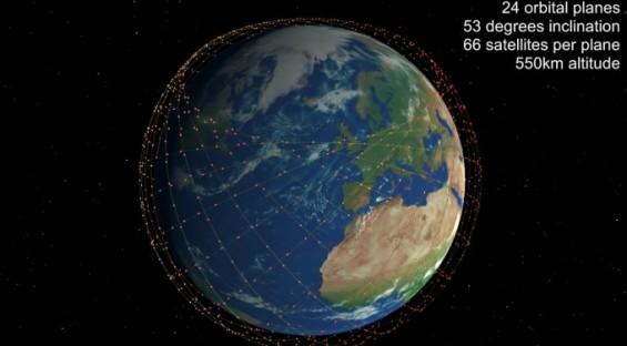 스페이스X 우주인터넷 '스타링크' 발사 다시 미뤄져...다음주 재도전