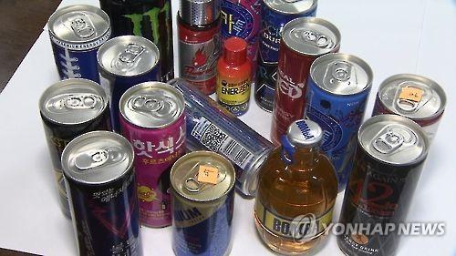 자양강장제도 카페인함량·경고문구 표시…내년 하반기 시행
