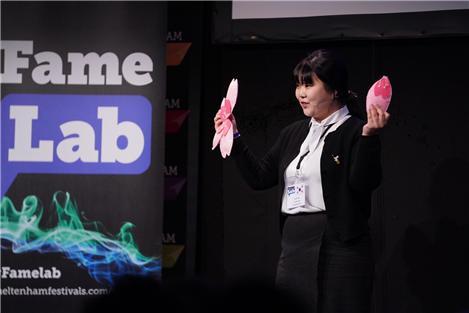 과학발표 국제경연 '페임랩' 결선에 한국대표 첫 진출