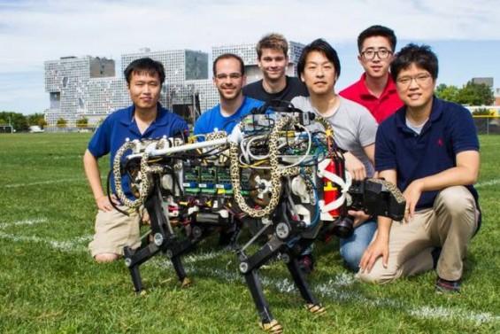 치타 로봇 아버지 김상배 MIT 교수, 네이버랩스 기술고문 합류