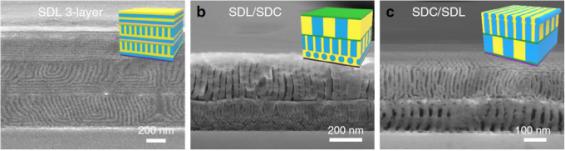 3차원 반도체 초미세 패턴 제작기술 개발