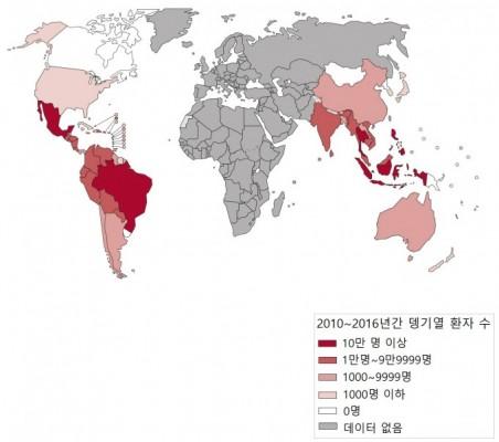 세계로 향하는 한국인들, 감염병 유입도 늘어난다