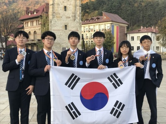 韓 천문올림피아드서 종합 3위 달성