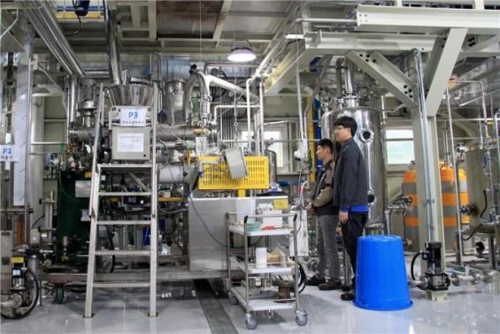 바이오화학 기초원료 '바이오슈가' 생산 기술 개발