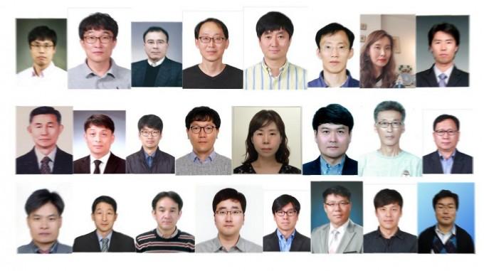 인공위성 강국을 여는 24명의 엔지니어들