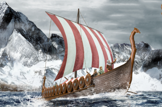 [주말 고고학산책]강인한 전사 바이킹은 왜 그린란드를 버렸나