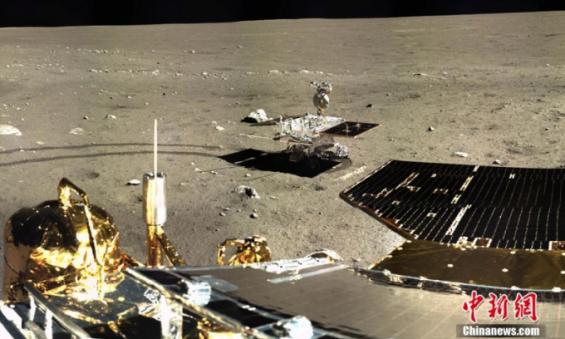 달 뒷면 착륙1년 맞은 '옥토끼'…