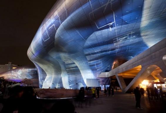서울 명물 동대문DDP·월트디즈니 콘서트홀 지은 숨은 공신 있다