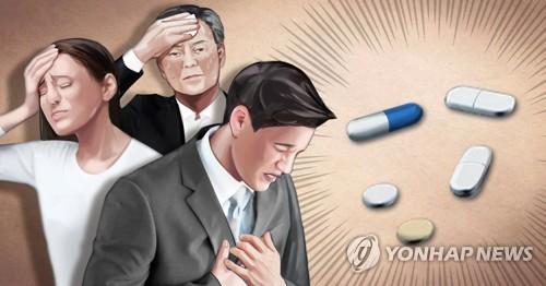 작년 의약품 부작용 보고 26만3천건…해열·진통제가 15%