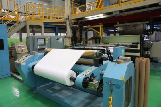 코로나19 마스크 부족 해결에 생기연 제조 설비 투입