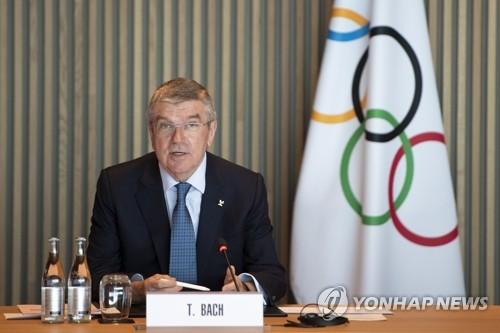 IOC·아베, 도쿄올림픽 연기 첫 언급…4월 결정 예상(종합2보)