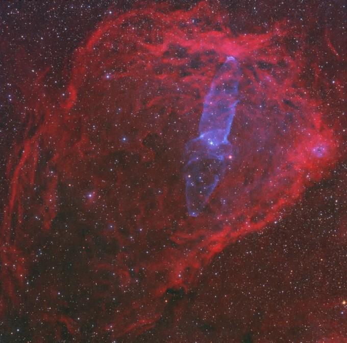 [화보]밤하늘에 '오징어 성운' 떴다…제28회 천체사진공모전 수상작들