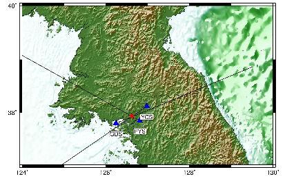 기상청, 북한 남북연락사무소 폭파 음파 탐지