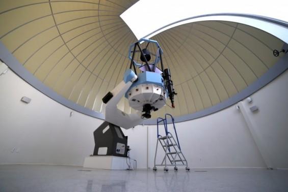 독자 기술로 제작한 대형 천체망원경, 광주과학관에서 일반에 공개