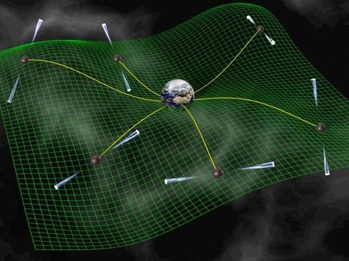 태양계 무게중심 100m 이내로 오차 줄여 블랙홀 연구 도약