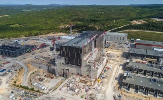 '핵융합' 실증할 국제실험로 조립 착수…첫 부품은 한국産