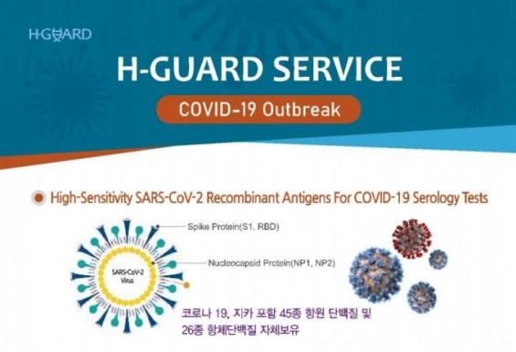 생명연, 코로나19 진단기기 개발 위한 항원단백질 4종 공급