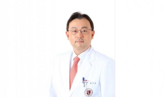대한척추외과학회 향산학술상에 박시영 고려대 안암병원 교수