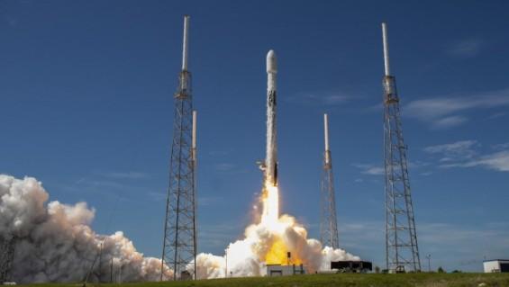 스페이스X, 팰컨9 로켓 6번째 재활용 발사 첫 성공