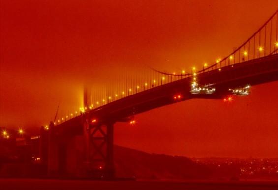미국 서부 집어삼킨 초대형 산불…과학자들 호주처럼 기후변화 원인 지목