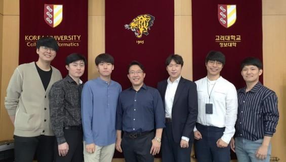 고려대팀 의학과 생물학 질의응답 AI 국제대회서 2년 연속 우승