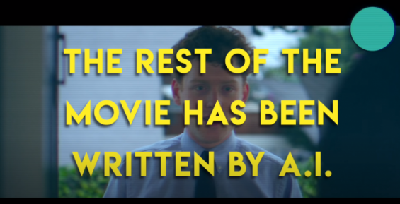 AI가 대본 쓴 단편 영화 나왔다