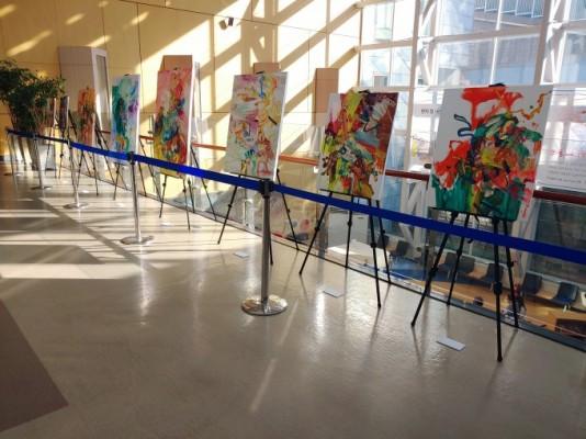 [의학바이오게시판] 코로나19로 지친이 위한 미술품 전시회 개최 外