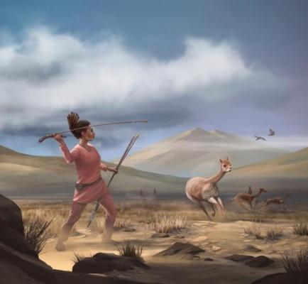 사냥은 남성 몫?…선사시대 여성도 대형동물 사냥